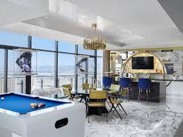 las vegas u0027 cosmopolitan raises stakes with million dollar suites