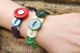 bracelet craft diy images 11 diy friendship bracelets for summer camp red ted art 39 s blog jpg