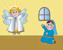 mary visitation cliparts free download clip art free clip art