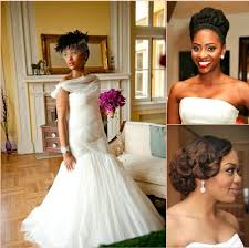 wedding hairstyles charming wedding hairstyles for black women