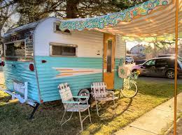 Vintage Travel Trailer Awnings 96 Best Vintage Camper Travel Trailer Caravan Love Images On