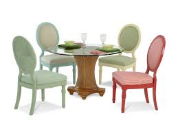 braxton culler sawgrass tropical five piece dining set with