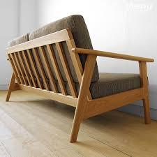 Best  Wooden Sofa Ideas On Pinterest Wooden Couch Asian - Sofa frame design