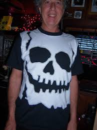 Cookiesworldofneedlework Two More Skeleton T Shirts For Halloween