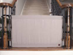 Baby Gates For Bottom Of Stairs With Banister The Stair Barrier