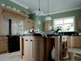 Classic Kitchen Colors Fine Kitchen Color Schemes With Dark Oak Cabinets Ideas And Black
