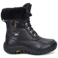 ugg s adirondack boot ii black grey amazon com ugg womens adirondack ii velvet boot ankle