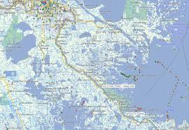 New Orleans On A Map by History Hunts Blog The Historic Railroads Below New Orleans