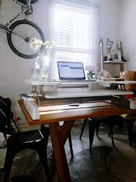 Big Desks by Why Stand Up Desks Are The New Big Thing For Your Healthy Life