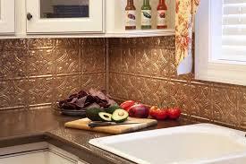 Kitchen Copper Backsplash Copper Kitchen Backsplash Sustainablepals Org