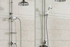 shower spa shower stunning types of shower heads double bench