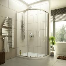 B Q Shower Doors by Quadrant Shower Enclosures Bathroom Hunter