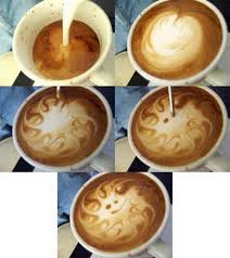 how to make designs on coffee how to make coffee designs coffee drinker