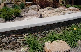 Stone For Garden Walls by Wall Caps Indiana Limestone Company