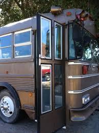 Colorado travel by bus images Spray foam insulation bus conversion denver colorado charles jpg