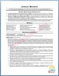 Human Resource Resume Sample by Click Here To Download This Human Resources Resume Sample Http