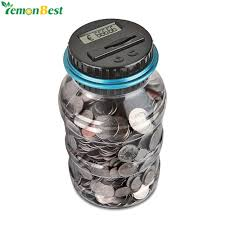 aliexpress com buy 2 5l large electronic digital counting coin