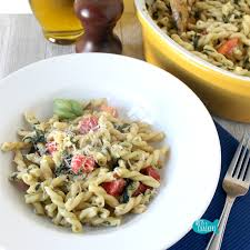 Homemade Pasta Salad by Pesto Fresco Pasta Recipe With Homemade Pesto