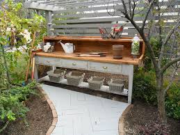 outdoor potting bench babytimeexpo furniture