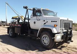 1987 chevrolet kodiak winch truck item i8475 sold octob