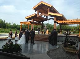 outdoor wedding venues kansas city kansas city wedding venue big iron town