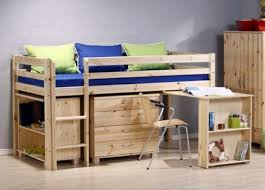 Midi Bunk Beds Usage Of Midi Sleeper Bunk Beds As A Space Saving Tool