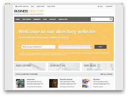 wordpress galley templates cool admin templates for websites and apps 20 best directory wordpress themes 2017 colorlib