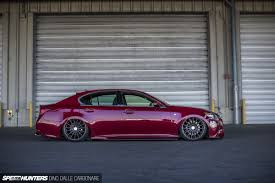 slammed lexus is350 much low no compromises speedhunters