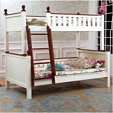 White Pine Bunk Beds Wooden Bunk Bed Ladder Canalcafe Co