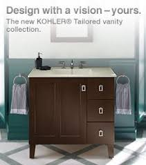 Kohler Bathroom Furniture Kohler Jute Vanity Line Bathroom Renovation Pinterest