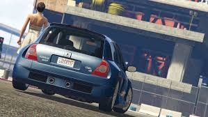 clio renault v6 2003 renault clio v6 phase 2 add on tuning gta5 mods com