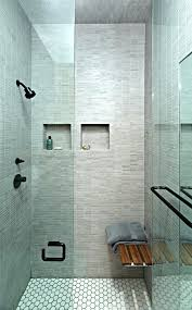 interior design ideas for small bathrooms small transitional gray