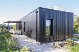 prefab shipping container home beautiful the all terrain cabin