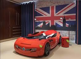 Creative  Inspiring Modern Car Bedroom Interior Designs Ideas - Interior car design ideas