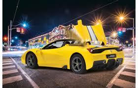 Ferrari 458 Yellow - ferrari 458 speciale a 1 14 yellow conv soft top jamara shop