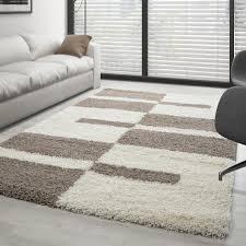 designer teppich hochflor langflor shaggy designer teppich mehrfarbig carpettex