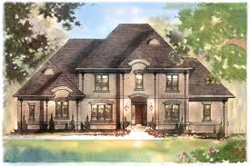The Plan Collection The Chambrey 1st Floor Owner U0027s Suite Cranbrook Custom Homes