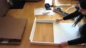 ikea küche schublade tutorial ikea maximera mittel 15 cm küchenschublade