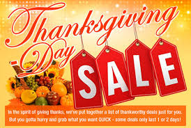 thanksgiving sale images search