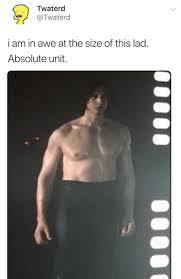 Me Me Me Me Me Me Me Me Me - shirtless kylo ren is a meme called ben swolo smosh