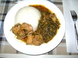 recettede cuisine recette de cuisine la sauce epinard how to spinach stew