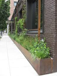 Large Planter Box by 168 Best Pots And Planters Images On Pinterest Landscaping Pots