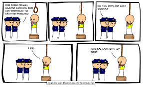Cyanide And Happiness Memes - cyanide and happiness a daily webcomic laughs pinterest
