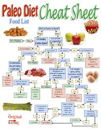 learn the tricks u0026 tips with the paleo diet food list cheat sheet