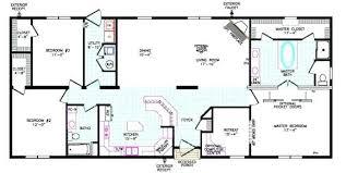 3 bedroom mobile home floor plans 3 bedroom modular homes floor plans www looksisquare com