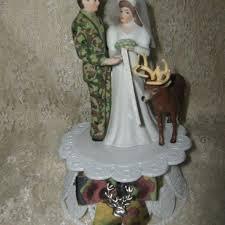 camo cake toppers camo wedding cake toppers design ideas wedding party theme decor