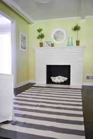 Striped Kitchen Rug And Now For A Kitchen Rug Fashion Show House