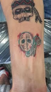 13 best tattoo images on pinterest horror tattoos jason