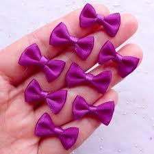 satin ribbon bows fabric bow small satin ribbon bows scrapbook