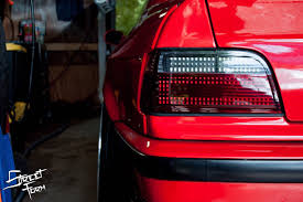 lexus is300 tail lights rize japan bmw e36 led tail light set u2013 affinis motor sports
